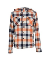 Fenchurch Shirts Orange