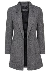 Only Onlbaker Blazer Dark Grey Melange
