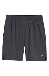Travis Mathew Deering Shorts Heather Black