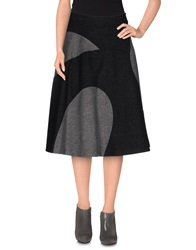 Paul Smith Black Label Knee Length Skirts