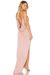 Young Fabulous And Broke Flint Maxi Dress Blush