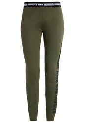 Brooklyn's Own By Rocawear Leggings Olive Night
