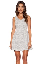 Bcbgeneration Flounce Dress Slate