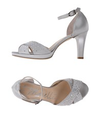 Andrea Morelli Sandals Grey