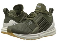 Puma Ignite Limitless Reptile Burnt Olive Men's Running Shoes