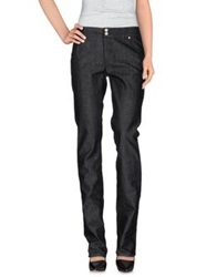 Emporio Armani Denim Pants Black