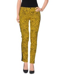 Pence Denim Pants Yellow
