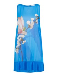 Ted Baker Harmony Tunic Cover Up Blue