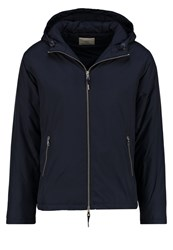Folk Light Jacket Navy Dark Blue