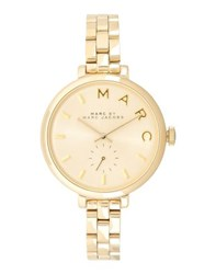 Marc By Marc Jacobs Timepieces Wrist Watches Women Gold