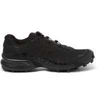 Salomon S Lab Black Speedcross Running Sneakers Black