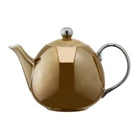 Lsa International Polka Teapot Oyster