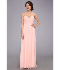 Donna Morgan Laura Gown Blush Women's Dress Pink