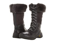 Ugg Adirondack Tall Charcoal Women's Cold Weather Boots Gray