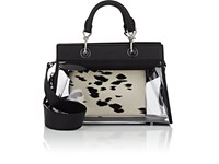 Altuzarra Shadow Small Tote Bag Black