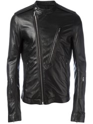 Rick Owens Cyclop Biker Jacket Black