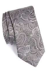 Calibrate Men's Floating Paisley Silk Tie