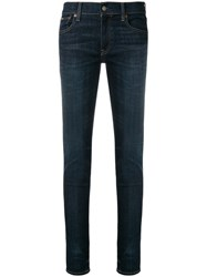 Polo Ralph Lauren Classic Skinny Jeans Blue