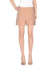 Hoss Intropia Trousers Shorts Women Skin Colour