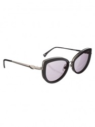 Wildfox Black Chaton Sunglasses