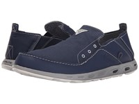 Bahama Vent Pfg Nocturnal Columbia Grey Men's Slip On Shoes Blue