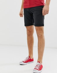 Blend Of America Chino Shorts In Black