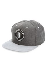 Men's Mitchell And Ness 'Brooklyn Nets' Snapback Cap