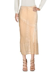 Angelos Frentzos Long Skirts Sand