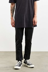 Tripp Nyc Faux Leather Pant Black