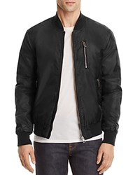 Superdry Commodity Bomber Jacket Black