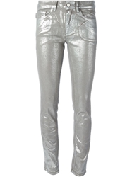 Zadig And Voltaire Skinny Five Pocket Trousers