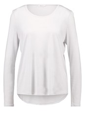 Filippa K Long Sleeved Top Air Light Grey