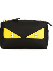 Fendi Bag Bugs Make Up Bag Black