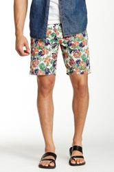 Wd.Ny Floral Print Short Multi