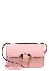 J.Crew New Thatcher Across Body Bag Frosty Blossom Rose
