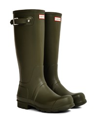 Hunter Original Tall Rain Boot Green