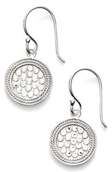 Women's Anna Beck 'Gili' Small Drop Earrings Silver
