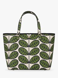 Orla Kiely More Is More Tote Bag Fern