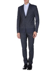Kenzo Suits Dark Blue