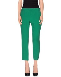 Douuod Trousers Casual Trousers Women Green