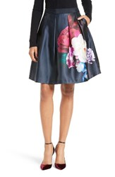Ted Baker Women's London Blushing Bouquet Print Skirt