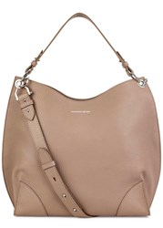 Alexander Mcqueen Legend Large Taupe Leather Tote