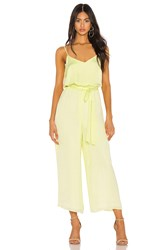 Bailey 44 Juiced Jumpsuit Yellow