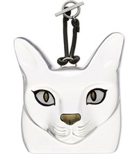 Loewe Cat Face Charm Transparent