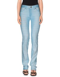 Marani Jeans Denim Denim Trousers Women Azure