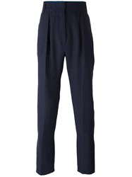 Haider Ackermann Agrippina Trousers Blue