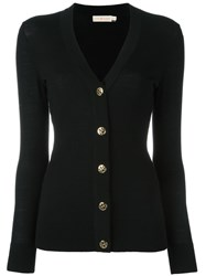 Tory Burch Simone Cardigan Black