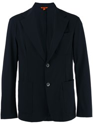 Barena Two Button Blazer Black