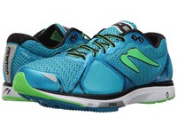 Newton Running Fate Ii Blue Green Men's Shoes