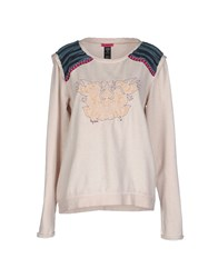 Custo Barcelona Topwear Sweatshirts Women Light Grey
